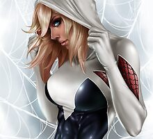 Spider-Gwen - The Guardian Of Day 2 by Dnx-Drift