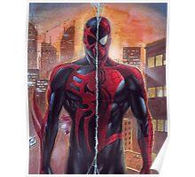 Spiderman 2099 / Spiderman - 2 Legend Poster