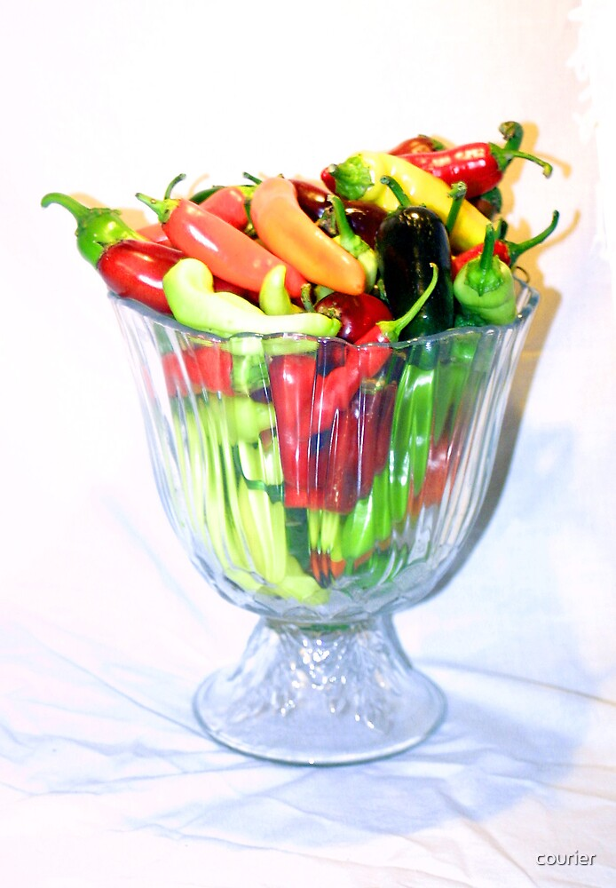 Texas Fruit Bowl by courier