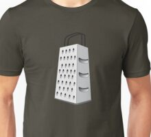 4 sided grater Unisex T-Shirt