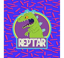 Reptar  by cmmartinez2