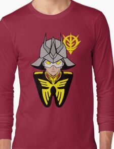 Char Aznable Long Sleeve T-Shirt