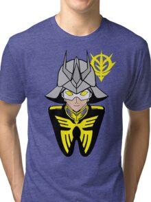 Char Aznable Tri-blend T-Shirt