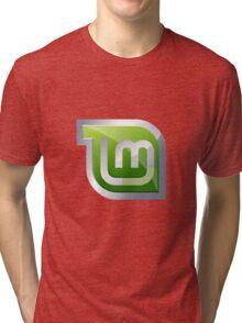 Linux Mint Tri-blend T-Shirt