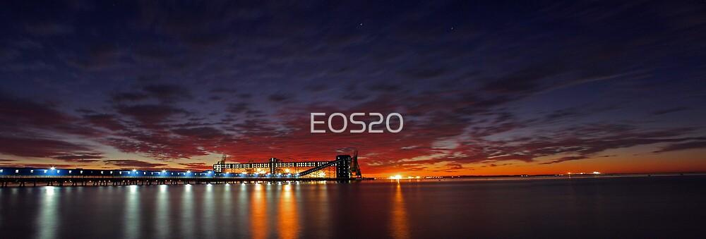 Kwinana Grain Terminal - Western Australia  by EOS20
