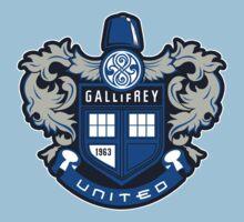 The Gallifrey United Kids Tee