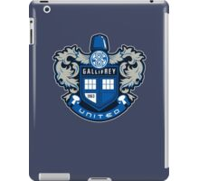 The Gallifrey United iPad Case/Skin