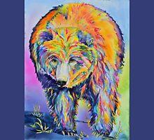 Buzzsaw Grizzly Bear Unisex T-Shirt