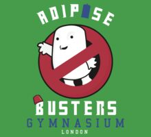 Adipose Busters Gymnasium One Piece - Short Sleeve