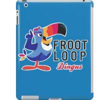 Fruit Loop Dingus iPad Case/Skin