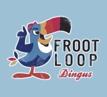 Fruit Loop Dingus Kids Clothes