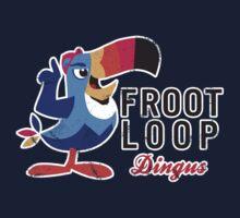 Fruit Loop Dingus Kids Tee