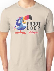 Fruit Loop Dingus Unisex T-Shirt
