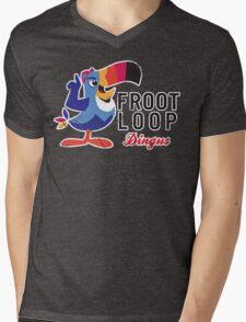 Fruit Loop Dingus Mens V-Neck T-Shirt