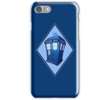 Tiny TARDIS iPhone Case/Skin