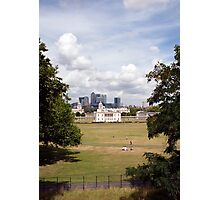 Greenwich Park, London Photographic Print
