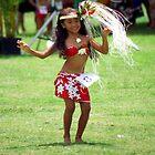 Tahitian Dancer by Dennis Begnoche Jr.