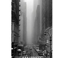 5th Avenue Photographic Print
