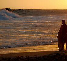 Sunset Patrol by Talo Pinto