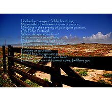 Portugal....Love of a Land Photographic Print