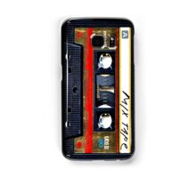 Retro cassette mix tape Samsung Galaxy Case/Skin