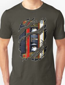 Retro cassette mix tape T-Shirt