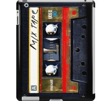 Retro cassette mix tape iPad Case/Skin