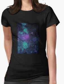 Rapsody of the stars D Minor  Womens Fitted T-Shirt