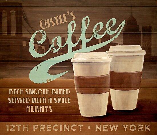 Castle's Coffee by Sarah  Mac