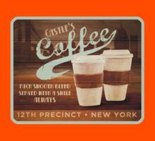 Castle's Coffee Kids Tee