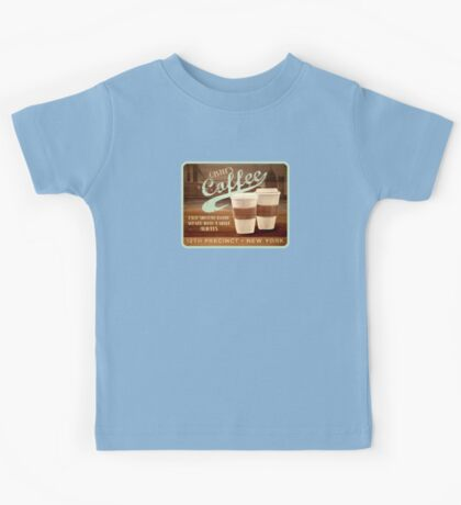 Castle's Coffee Kids Tee