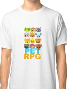 PetRPG Collage Classic T-Shirt