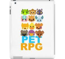 PetRPG Collage iPad Case/Skin