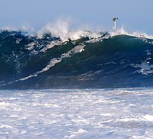 Wedge Wall by Talo Pinto