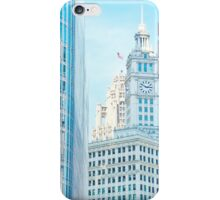 Wrigley Building CHICAGO iPhone Case/Skin