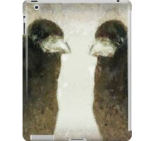 T is for ... TRUTH about Why Crows Are Cool iPad Case/Skin