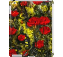 Poppy Family iPad Case/Skin