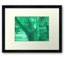 natures spirit Framed Print