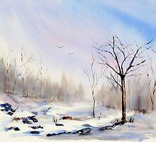 Winter Light by Matt Moberly