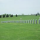 Veterans Grave Markers by icesrun