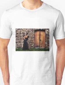 Fashion Model Fine Art Print Unisex T-Shirt