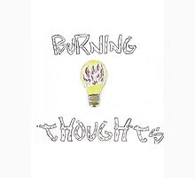 burning thoughts T-Shirt