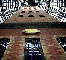 REDREAMING SHOT TOWER by REDREAMER