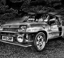 Turbo 2 by Roddy Atkinson
