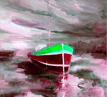 Sailboat 1.10  by Giro Tavitian