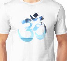 Beach Om Symbol Unisex T-Shirt