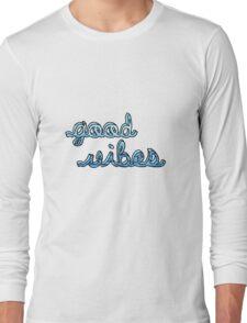 Good Vibes Ocean Long Sleeve T-Shirt