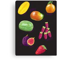 Something Sweet for Every Day Canvas Print