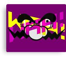 WAH Wario Canvas Print