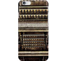 Bridge Construction Fine Art Print iPhone Case/Skin
